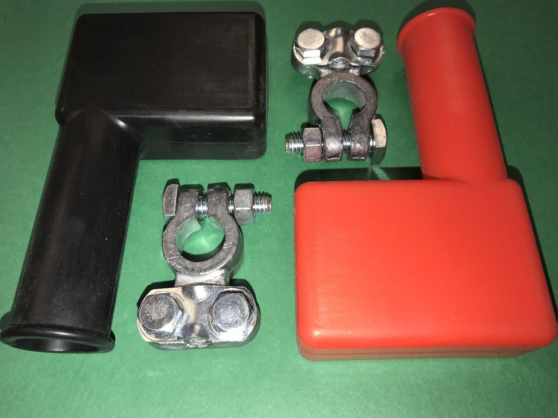 B/&R Boot and Battery Terminal Set; M939  Humvee ; 2 ea + 2 ea 12290948 00369