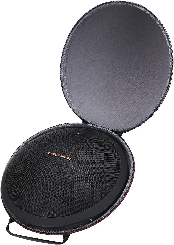Upgrade COMECASE Hard EVA Travel Case Backpack Storage for Harman Kardon Onyx Studio 1 3 /& 4 Wireless Bluetooth Speaker System 2 Fits Rechargeable Battery