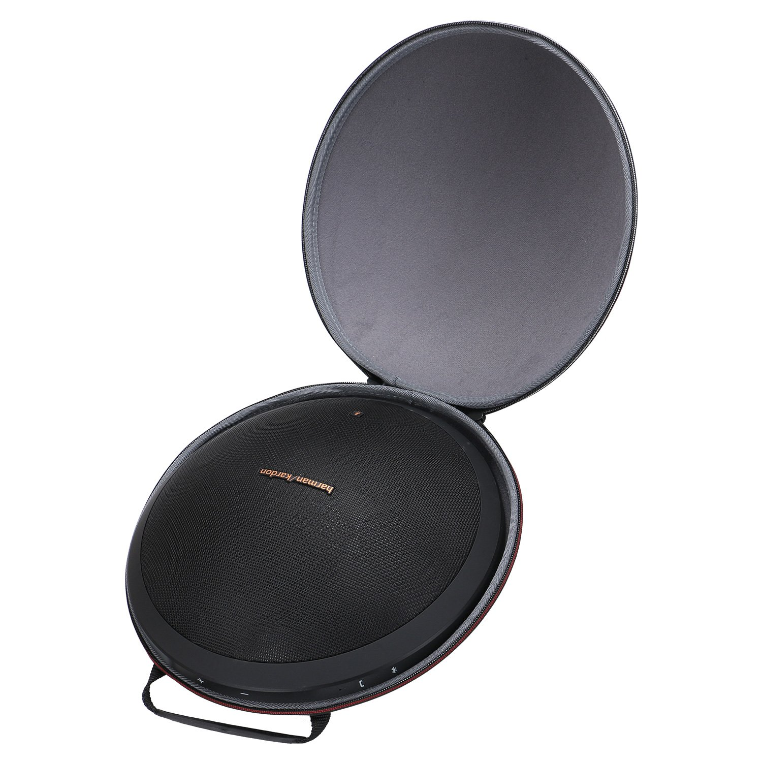 Back To Search Resultsconsumer Electronics Speaker Accessories 3 4 Wireless Bluetooth Speaker System. Full-portable Carrying Cover Case For Harman Kardon Onyx Studio 2