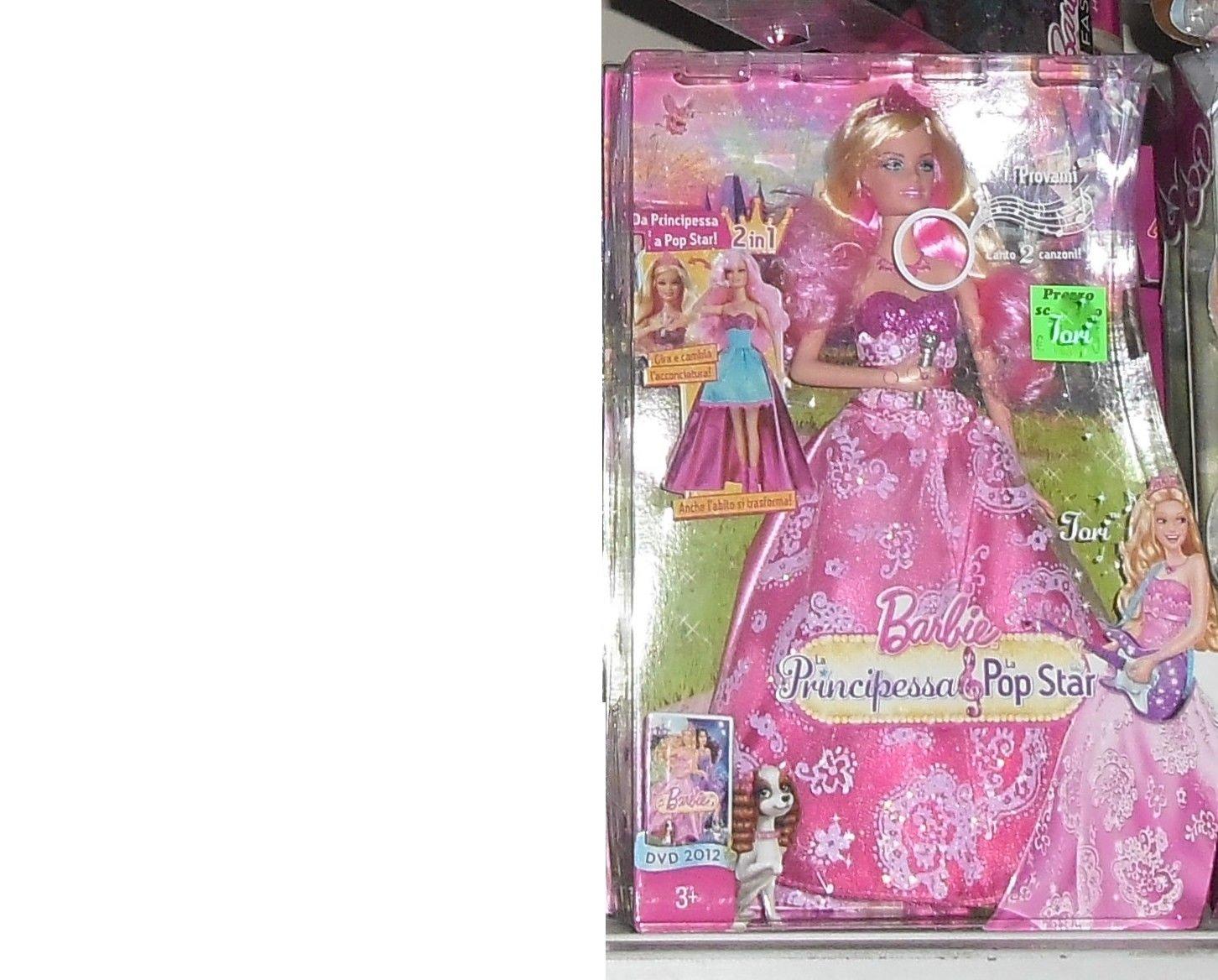 Barbie X8743 - Barbie Tori, italiano