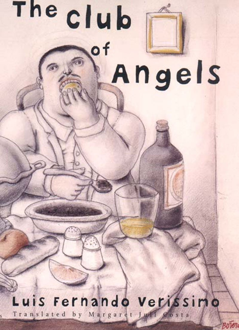 The Club of Angels ebook