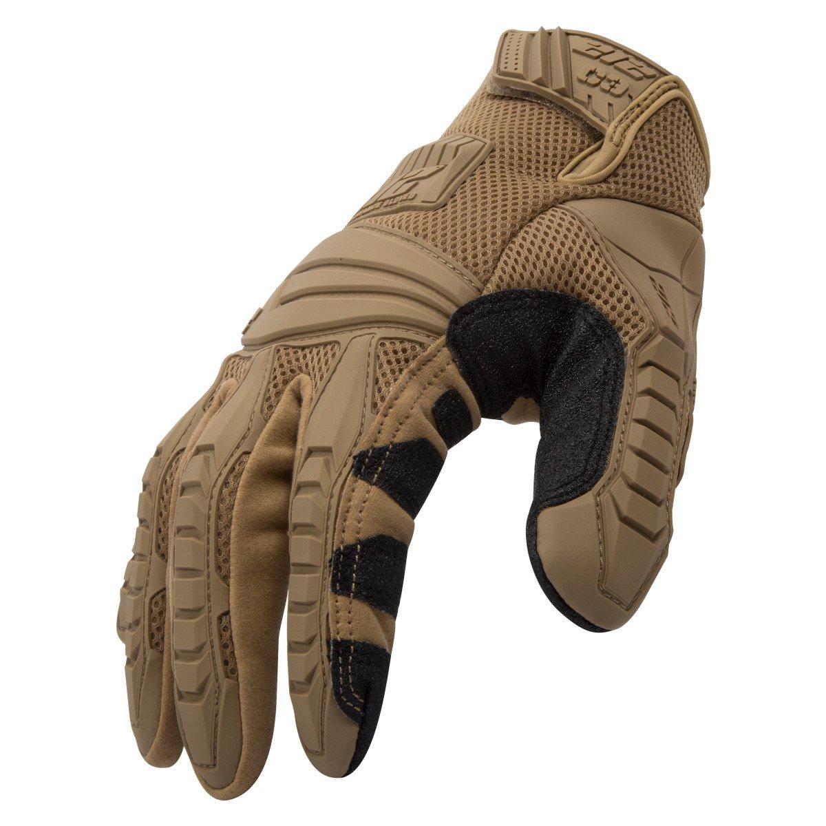 212 Performance Gloves IMPC3AM-70-010 Cut Resistant Impact Air Mesh Gloves (EN Level 3), Large