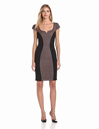 Eva Franco Women's Elle Dress, Coco Maze, 2