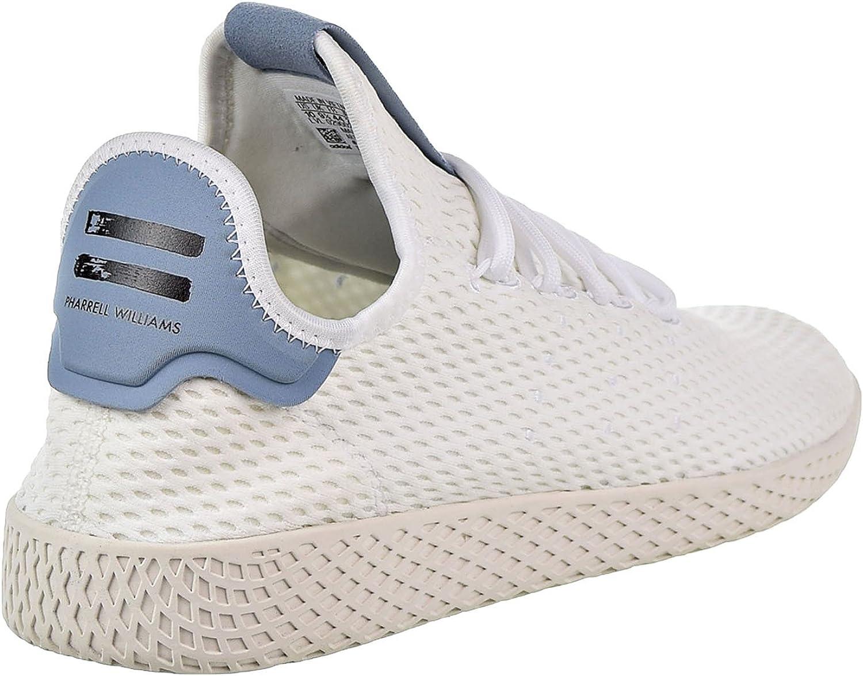 Adidas - Pw Tennis Hu - Basket - Femme Blanc Bleu