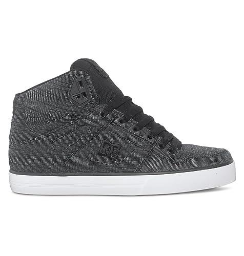 c4dba1ae4312a Amazon.com: DC Men's Spartan High WC TX SE Sneaker: Shoes