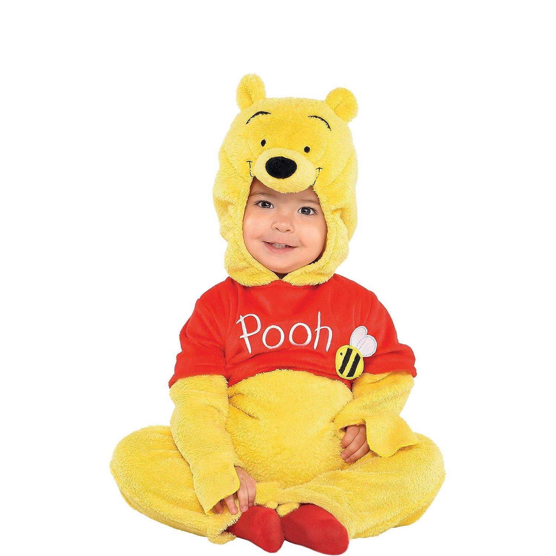 Amazon.com: Disfraz de Winnie the Pooh para bebés, tamaño de ...