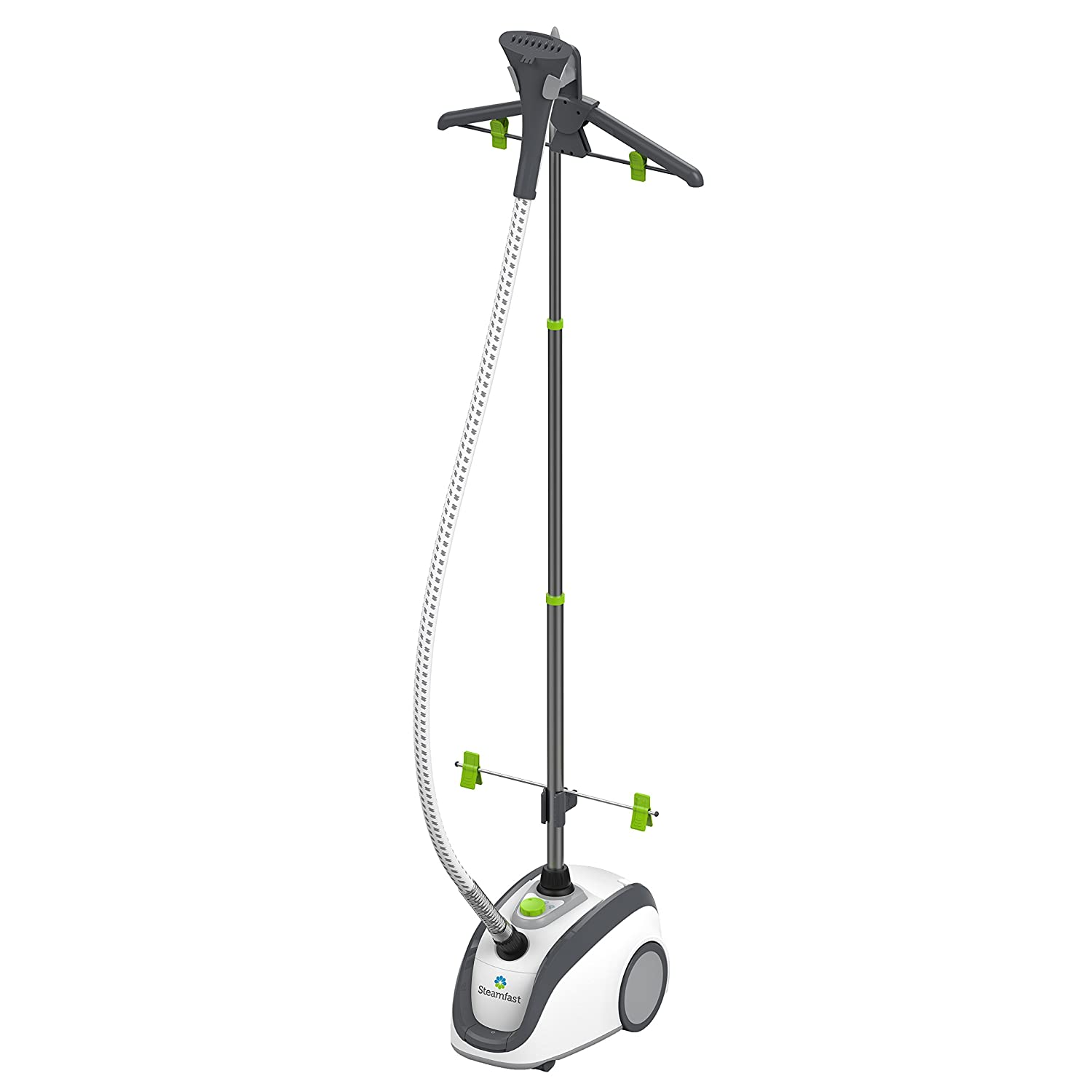 Steamfast SF-560 Deluxe Fabric Steamer with Foot-Operated Power Switch