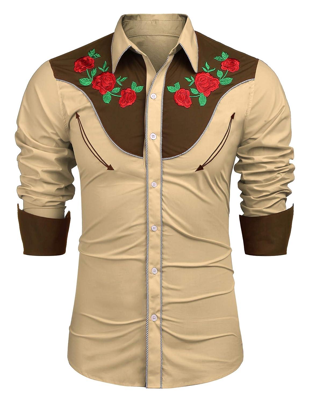 TALLA XL. JINIDU - Camisa Casual - para Hombre