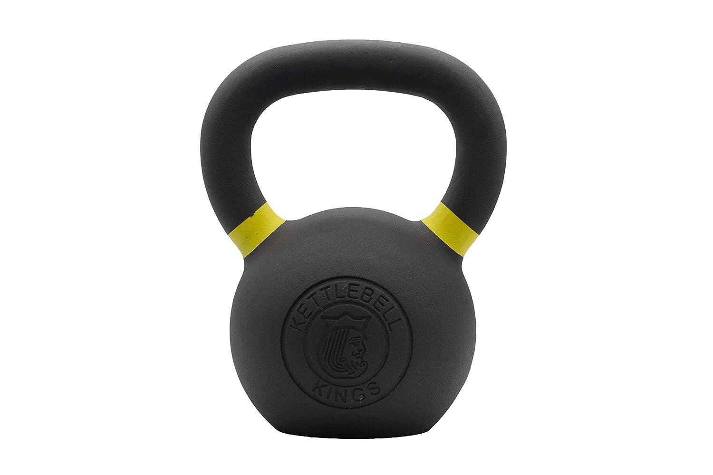 (ケトルベルキングス) Kettlebell Kings粉体塗装ケトルベル クロスフィット 筋力トレーニング 高強度間欠的運動向け設計 14.0 キログラム  B0796HWG3Y
