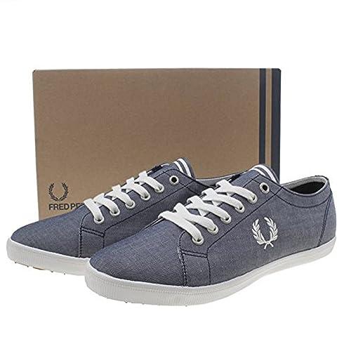 takestop - Zapatillas de Lona para Hombre Azul Navy Azul Size: 42: Amazon.es: Zapatos y complementos