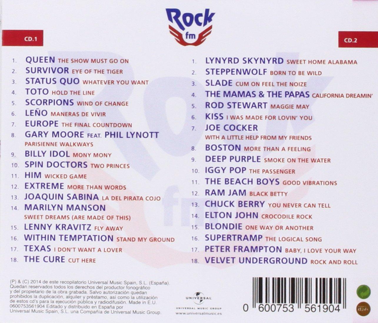 Rock FM: Varios: Amazon.es: Música