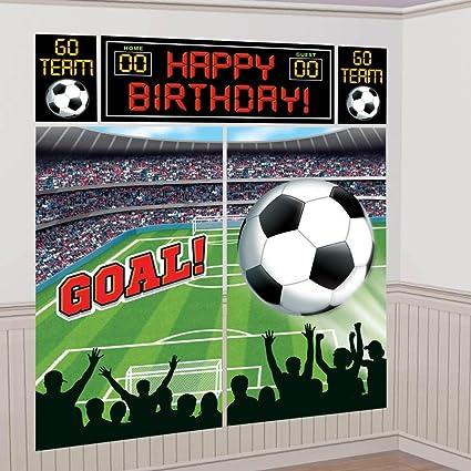 Amazon.com: Amscan – Decoración Fiesta de cumpleaños para ...