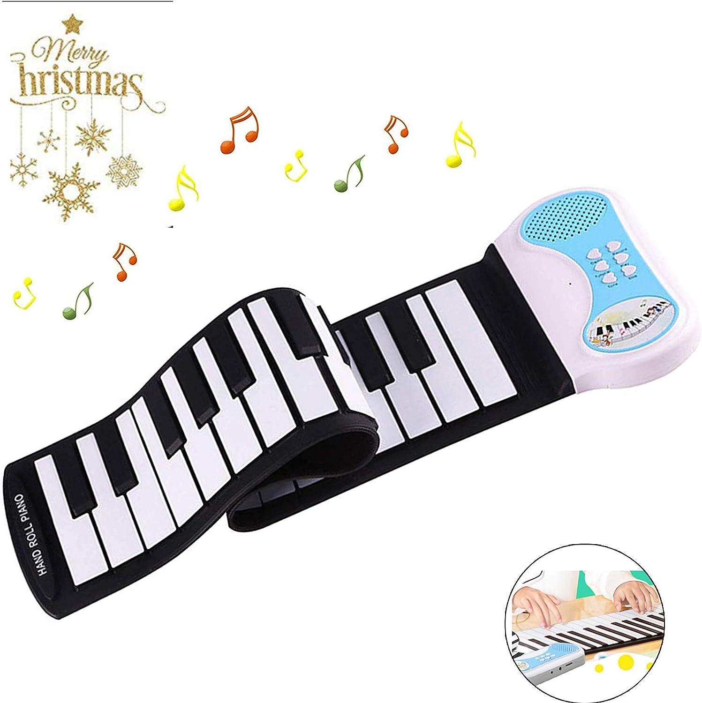 Piano Keyboard Floor Mat w// 8 Different Keys /& Volume Control Bestseller