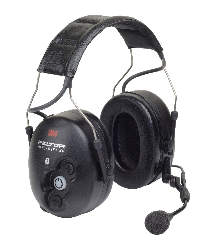 3M Peltor WSヘッドセット XPノイズキャンセリング イヤーマフ MT53H7AWS5 B00IOFKIYQ