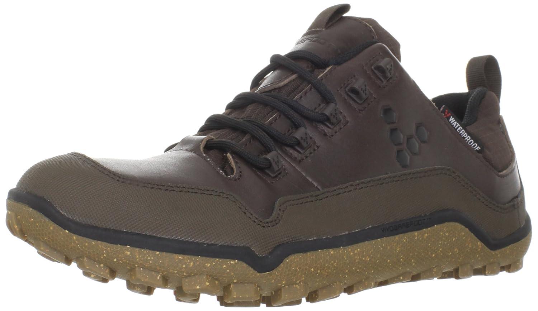 VIVOBAREFOOTOff Road Mid Men - Botines de Senderismo hombre, color marrón, talla 47: Amazon.es: Zapatos y complementos