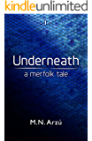 Underneath - A Merfolk Tale (The Under Series Book 1)