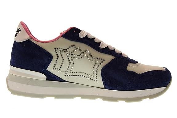 Atlantic Stars Schuhe Frau Niedrige Turnschuhe Vega GM 86B