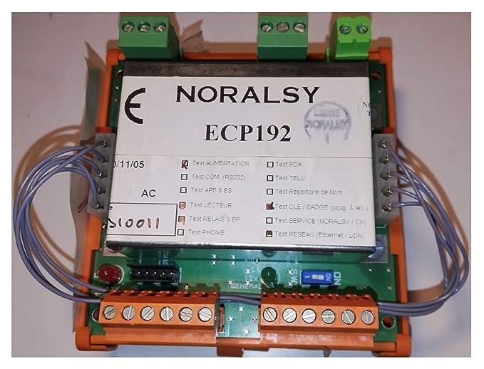 Noralsy ECP192 - Módulo lector de proximidad (código ...