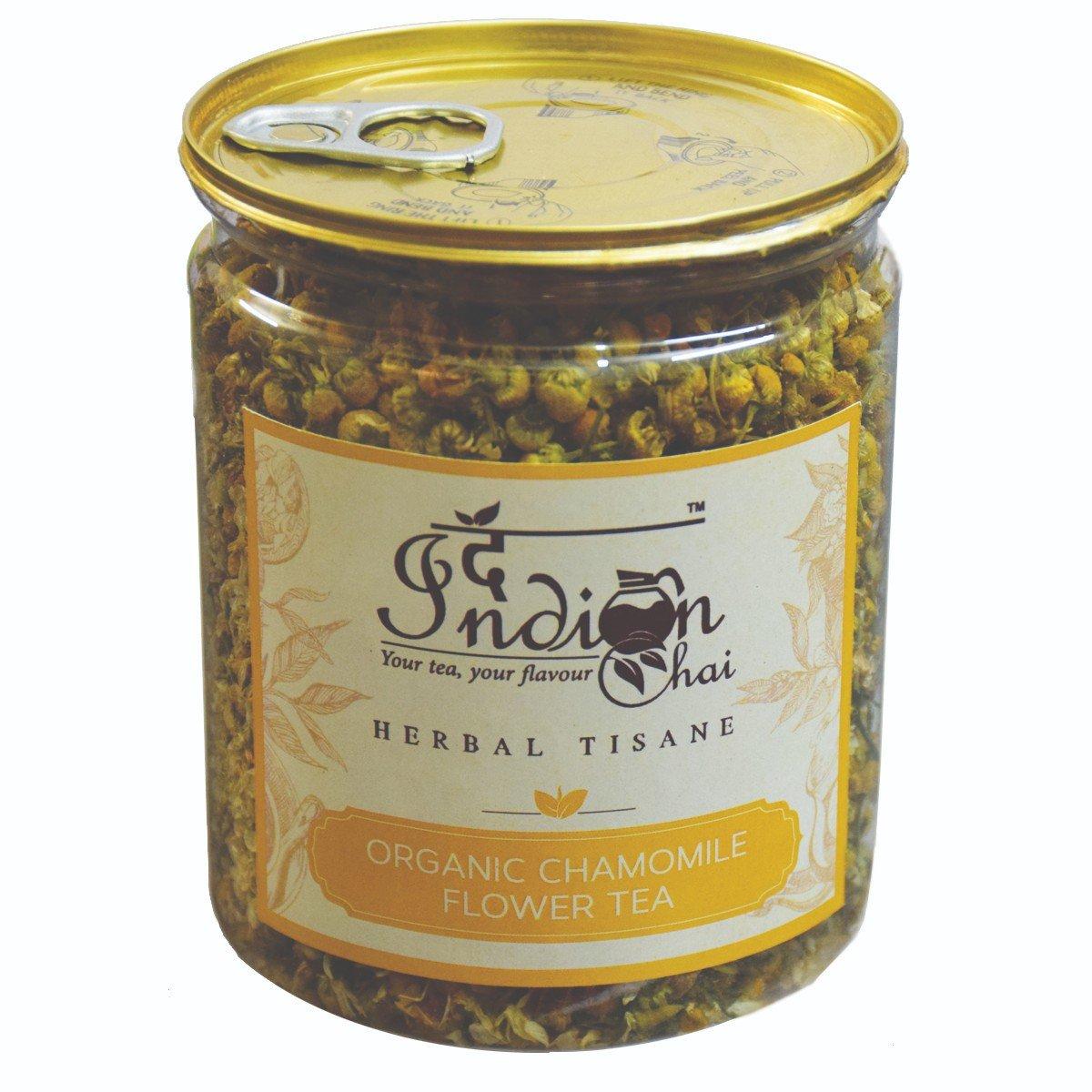 The Indian Chai Organic Chamomile Detox Tea