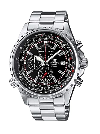 9721186a2c8 Image Unavailable. Image not available for. Color  Casio Edifice Chrono EF-527D-1AVEF  Mens ...