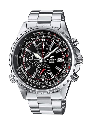 Amazon.com  Casio Mens Edifice Chronograph Watch EF-527D-1AVEF  Watches 9bc049d616a
