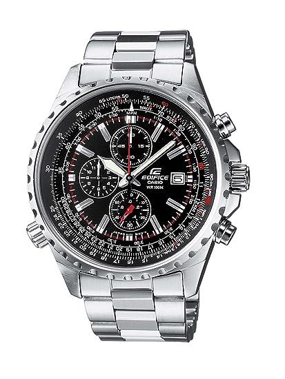 cbd238e97ae6 Casio Reloj de Pulsera EF-527D-1AVEF  Amazon.es  Relojes