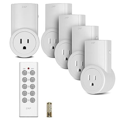 Amazon.com: Etekcity ahorro de energía mando a distancia y ...