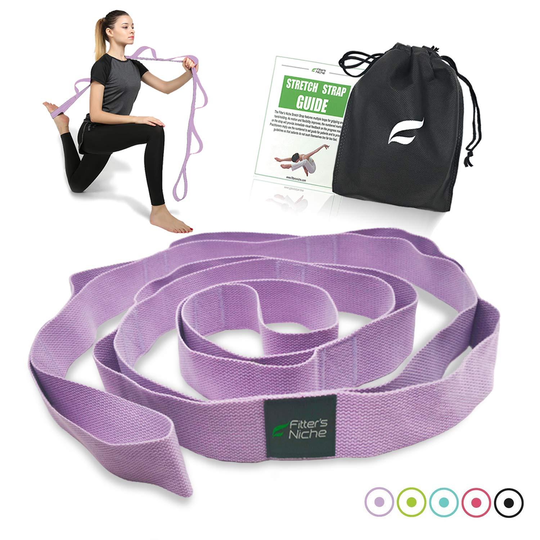 Fitter's niche Yoga Stretch Strap