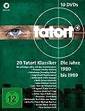 Tatort;(1-3)Klassiker 80er Box(1980-89) [10 DVDs]