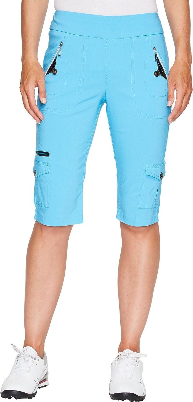 Aquarius Jamie Sadock Womens New Skinnylicious 24.5  Knee Capris