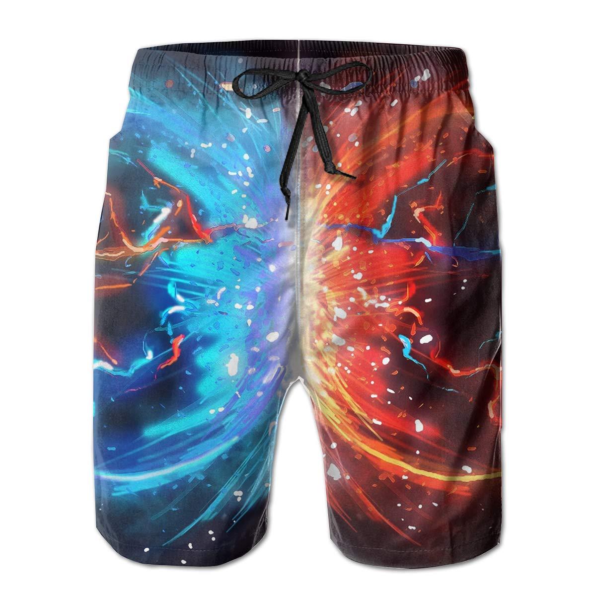 Star War Swim Shorts Mens Swim Trunks Beach Shorts Board Shorts