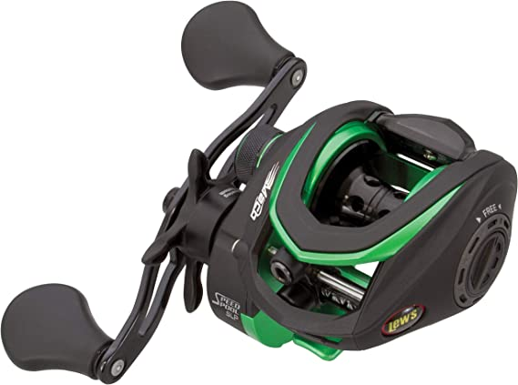 Lew's Fishing Mach Speed Spool MCS Casting Reel with 7.5:1 Gear Ratio