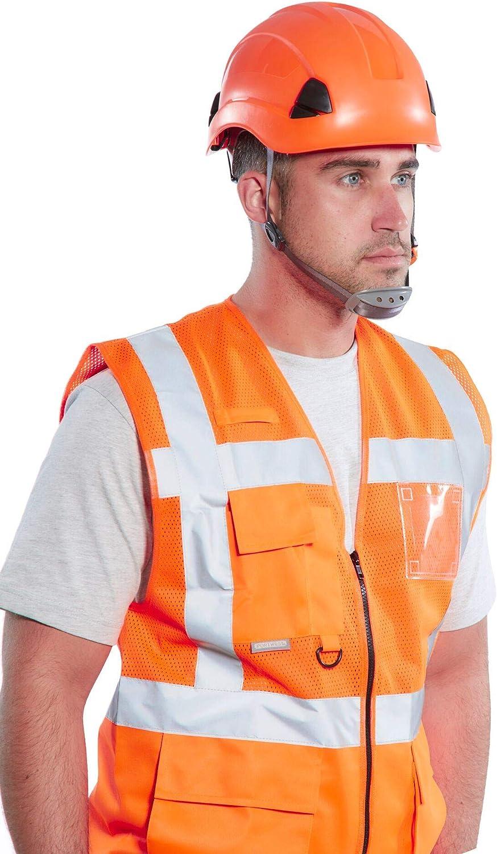 Escalada Casco de Seguridad para Escalada Escalada con ventilaci/ón de Alta Resistencia con Correa para la Barbilla Escalada