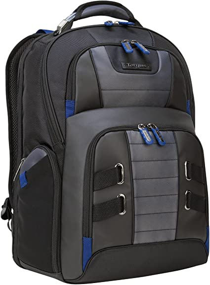 Gray//Black DrifterTrek Laptop Backpack Targus
