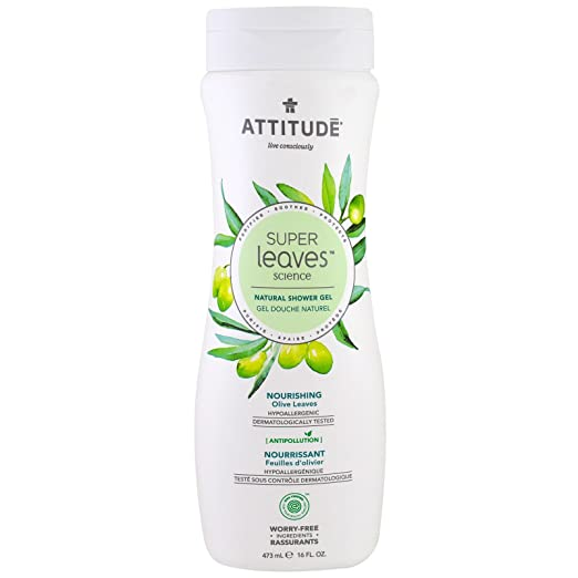 Attitude Super Leaves Body Wash