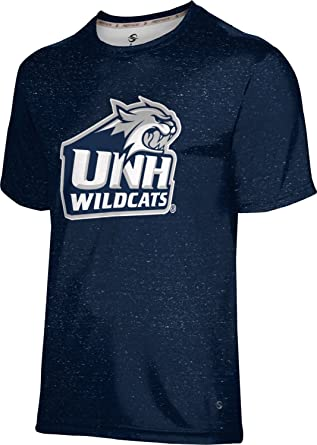 ProSphere University of New Hampshire Mens Long Sleeve Tee Topography