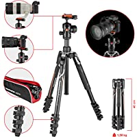 Manfrotto MKBFRLA-BH Befree Advanced - Trípode de Viaje
