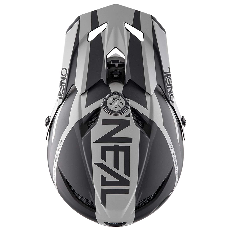 Nero Oneal Fury RL Hybrid Casco da Bicicletta S