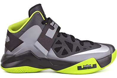 promo code 99924 69a4f Nike Zoom Soldier VI Mens Basketball Shoes 525015-010 Cool ...