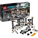レゴ (LEGO) スピードチャンピオン マクラーレン・メルセデス ピットストップ 75911