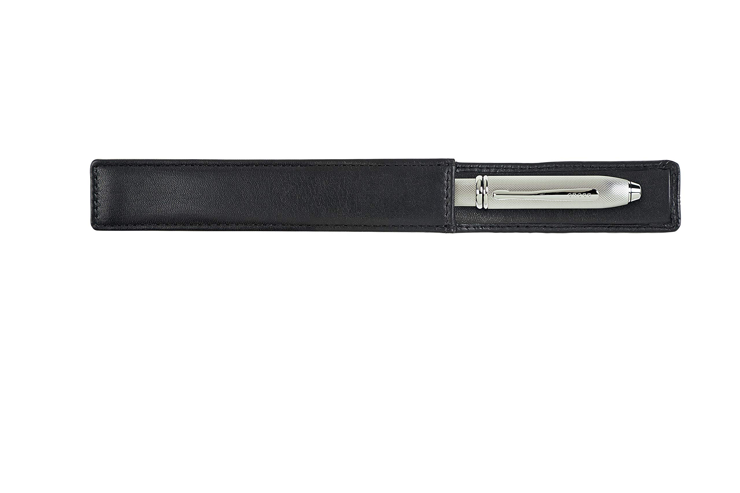 Cross Classic Century Single Pen Case Black Leather (pen not included) by Cross (Image #5)