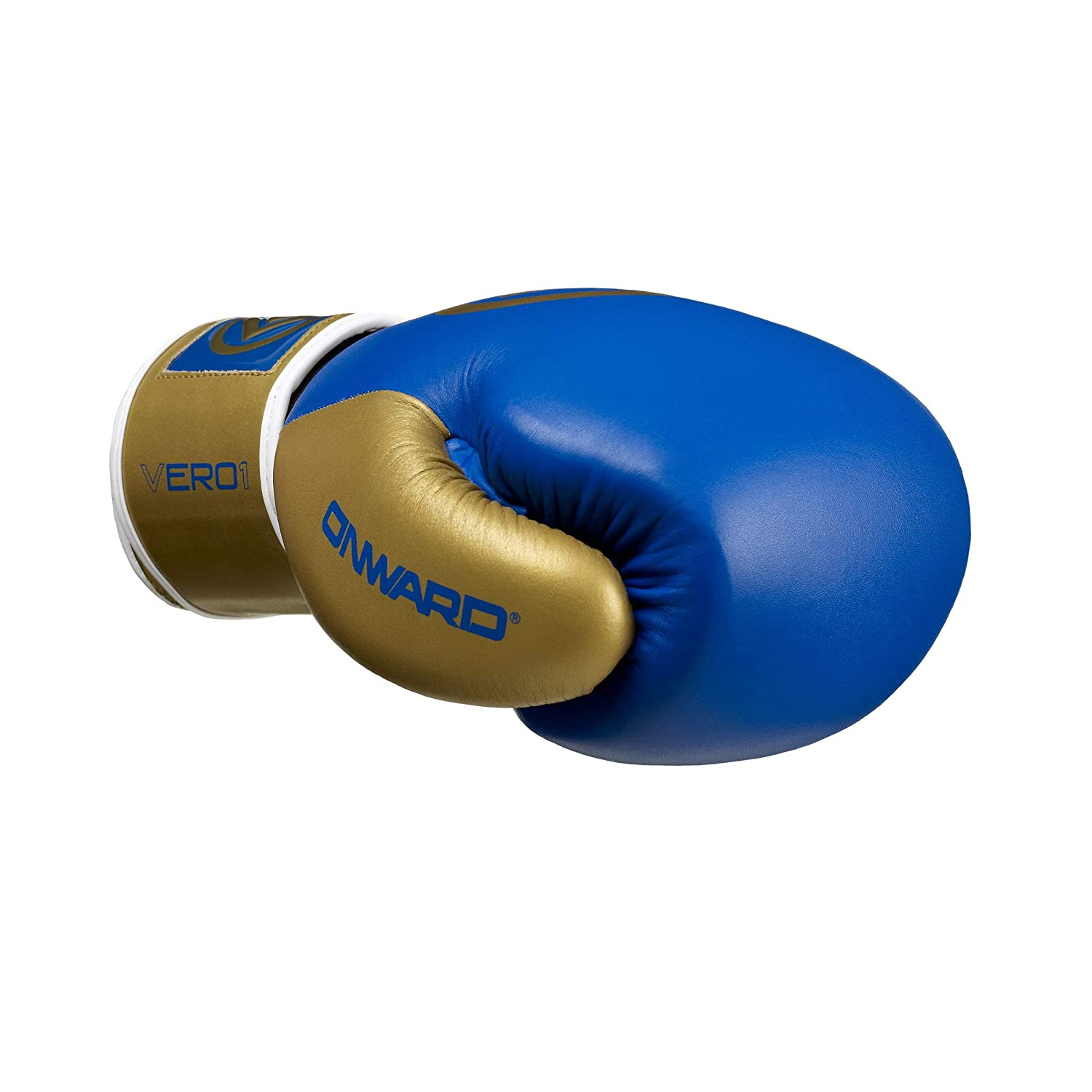 Onward Leather Professional Boxing Gloves Boxing Training Muay Thai Heavy Bag Sparring VERO PRO Fight Gloves Kickboxing MMA Gloves