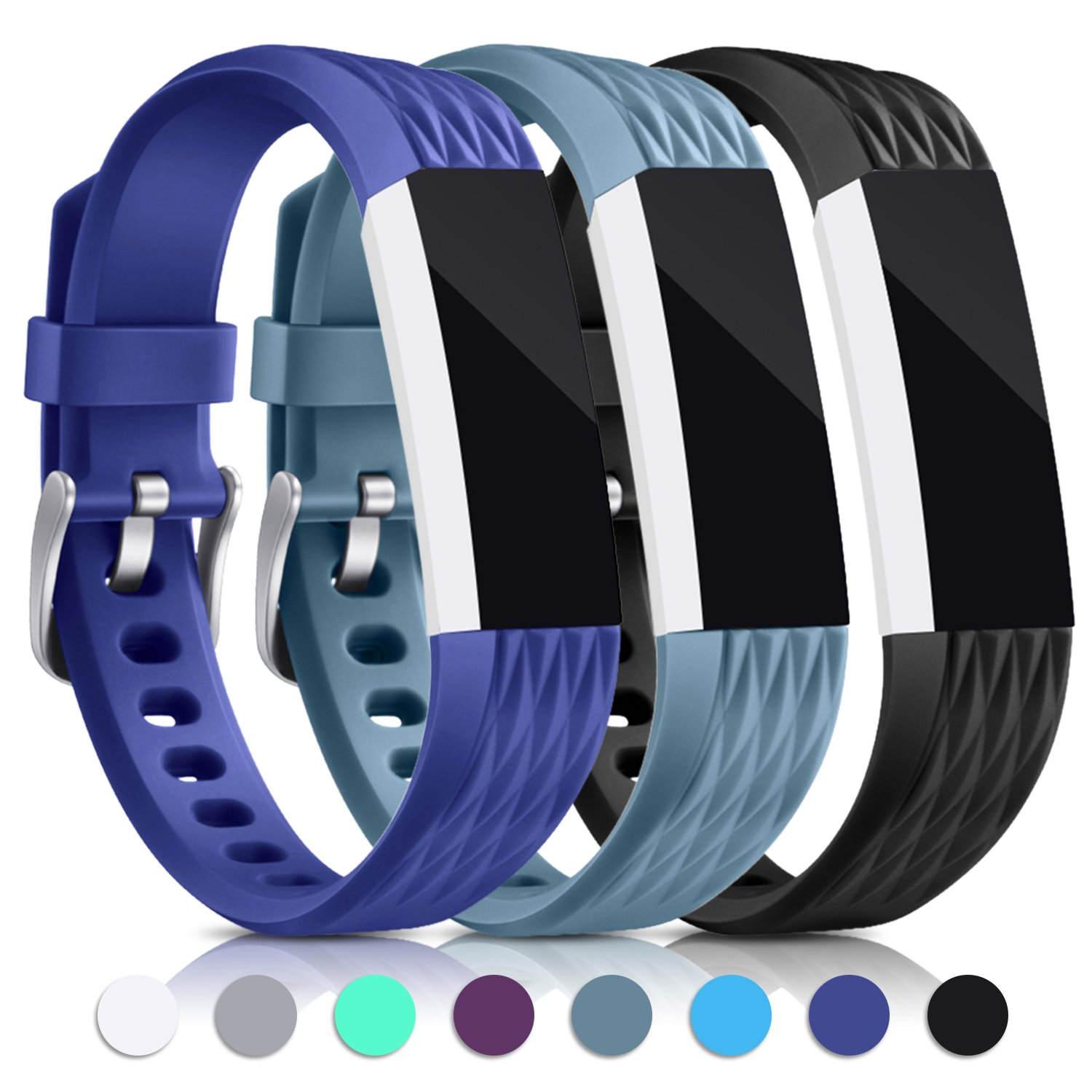 Fitbit Konikit Adjustable Replacement Accessory Image 1