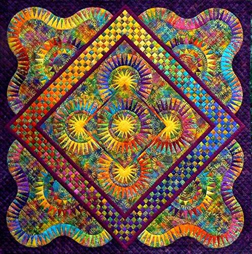 (Joy ? Foundation Paper Pieced Pattern ? 59? x 59? Quilt)