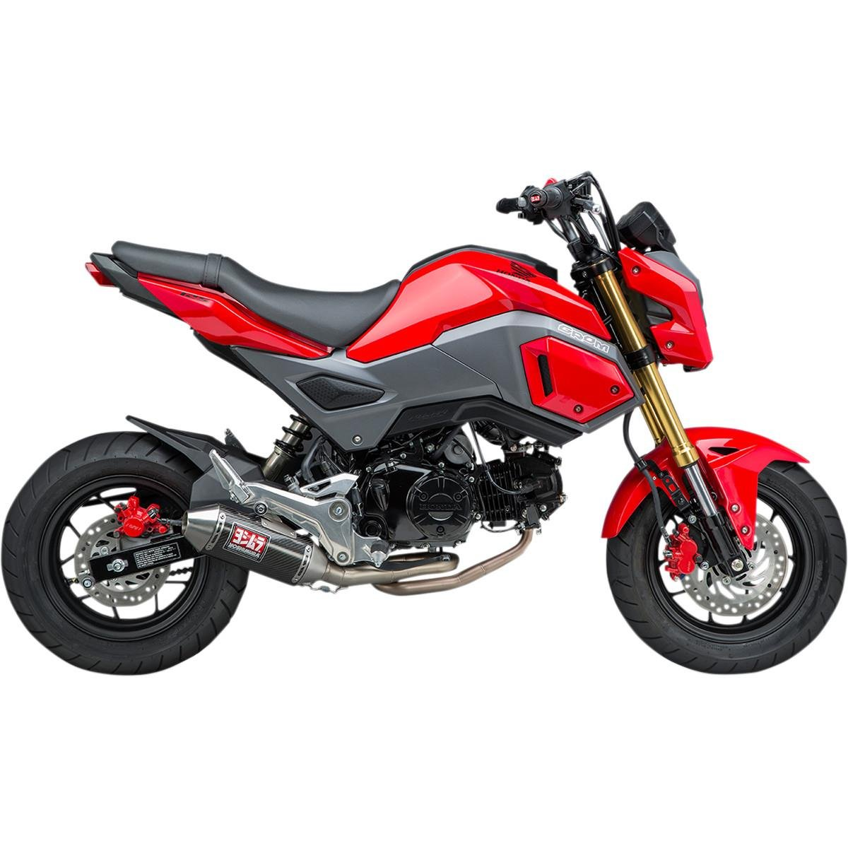 Amazon com: Yoshimura RACE RS-2 WORKS FULL SYSTEM SS-CF-SS