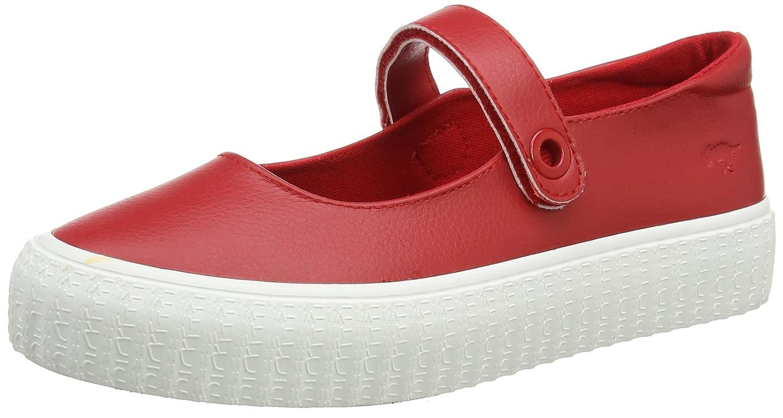 Rocket Dog Godel, Zapatillas para Mujer 39 EU Rojo (Red N00)