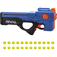 Nerf Rival Charger MXX-1200 Motorized Blaster -- 12-Round Capacity, 100 FPS Velocity -- Includes 24 Official Nerf Rival…