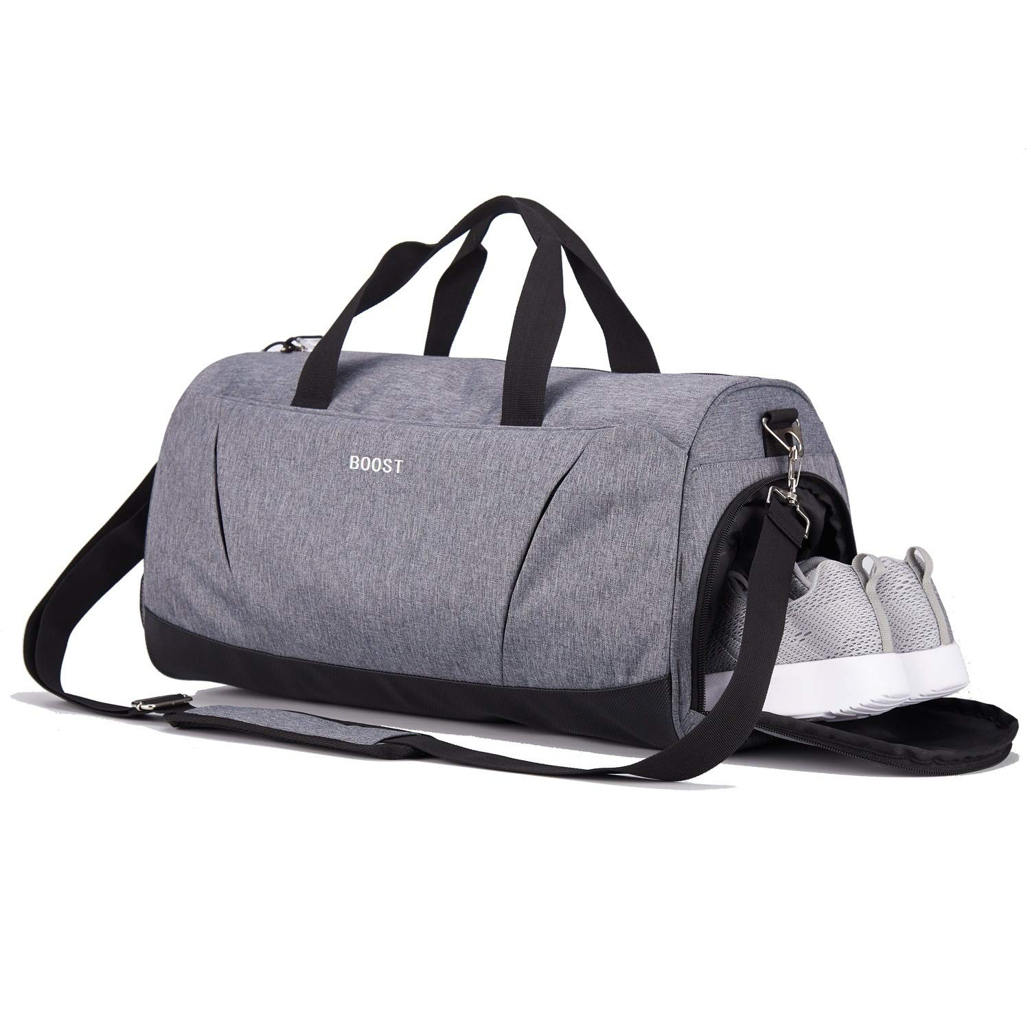 free shipping 80dd1 3498d Sports Gym Bag with Shoes Compartment for Men and Women product image