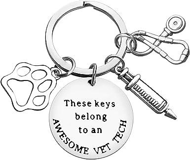 TechPaw Keychain