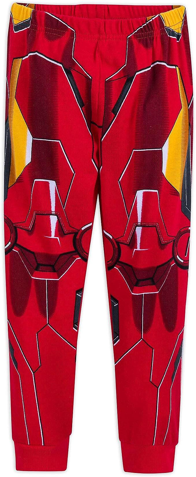 Marvel Iron Man Costume PJ PALS for Kids Multi